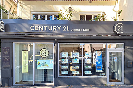 Agence immobilière CENTURY 21 Agence Soleil, 34130 MAUGUIO